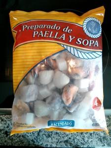 Preparado para paellas