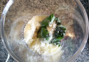 Le añadimos aceite de oliva