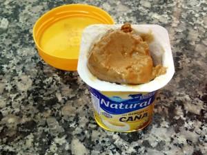 1 medida de crema de cacahuete