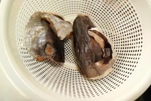 Cabezas de pescado